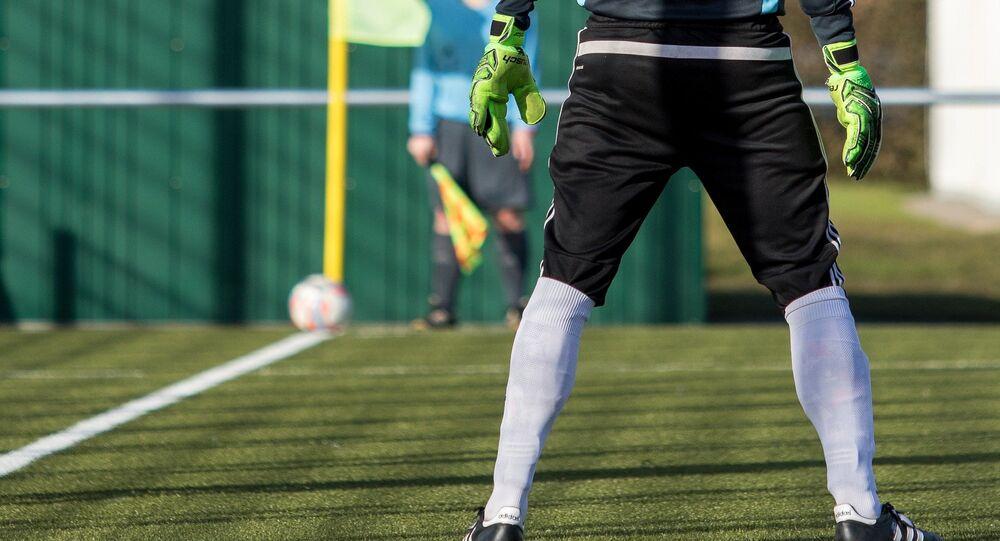 Jugador de fútbol (imagen referencial)