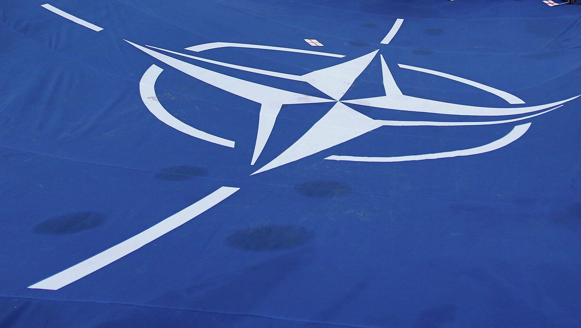 Bandera de la OTAN - Sputnik Mundo, 1920, 08.11.2019