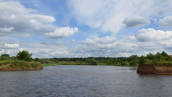 El río Volga - Sputnik Mundo