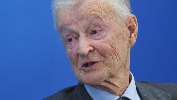 Zbigniew Brzezinski (archivo) - Sputnik Mundo