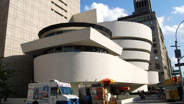 Museo de Guggenheim en Nueva York - Sputnik Mundo