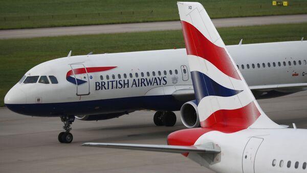 Los aviones de British Airways el aeropuerto Heathrow - Sputnik Mundo