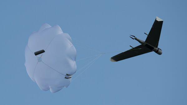 Un dron de producción rusa (imagen referencial) - Sputnik Mundo
