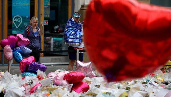 Un maratón dedicado a las víctimas del atentado de Manchester Arena - Sputnik Mundo