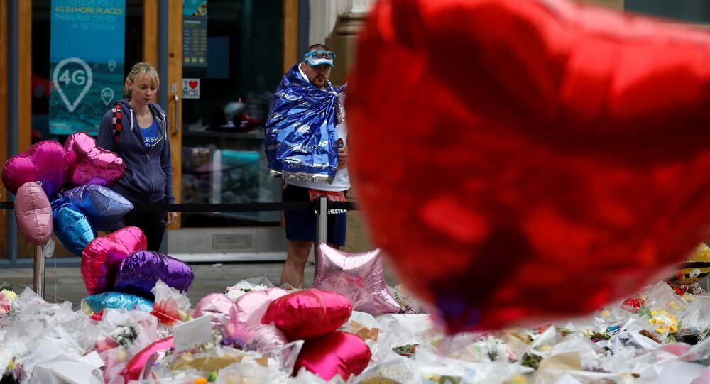 Un maratón dedicado a las víctimas del atentado de Manchester Arena (archivo)