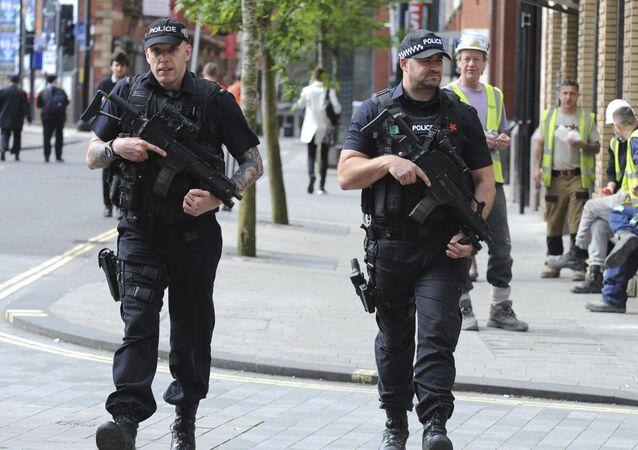 Policía de Mánchester