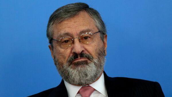 Torquato Jardim, ministro de Justicia de Brasil - Sputnik Mundo