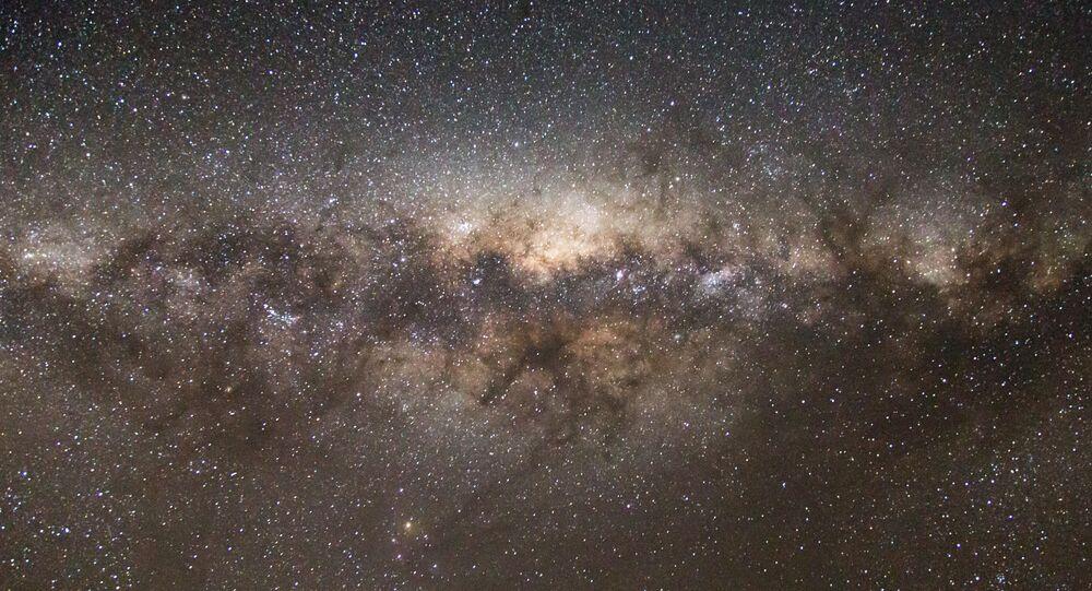 La Vía Láctea