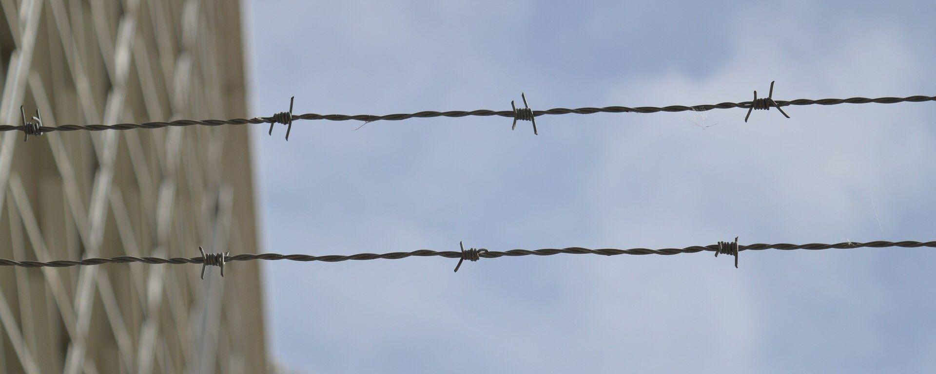 Una cárcel (imagen ilustrativa) - Sputnik Mundo, 1920, 11.05.2021