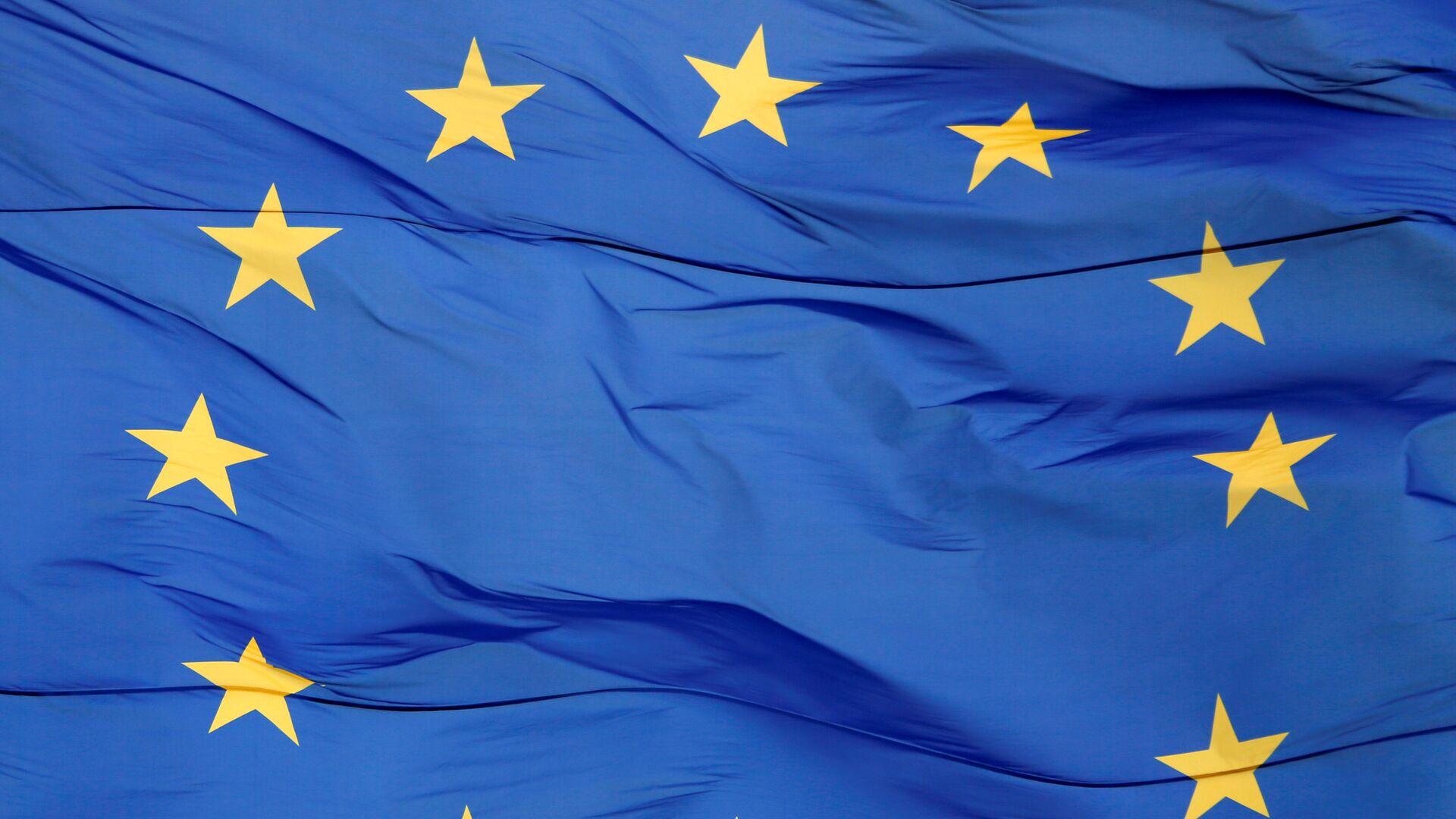 Bandera de la UE - Sputnik Mundo, 1920, 25.06.2021