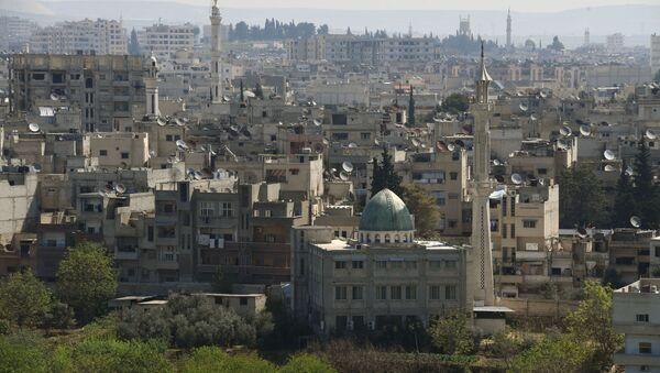 Hama, Siria - Sputnik Mundo
