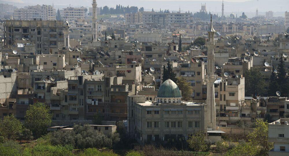 Hama, Siria (imagen referencial)