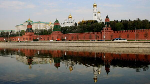 Kremlin, Moscú, Rusia - Sputnik Mundo