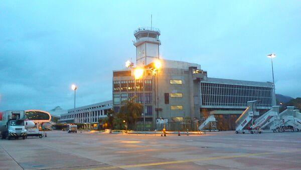 El aeropuerto de Santos Dumont de Río de Janeiro, Brasil - Sputnik Mundo