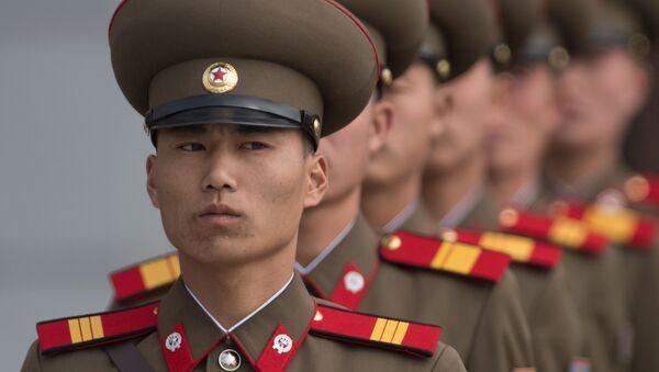 Soldados norcoreanos - Sputnik Mundo
