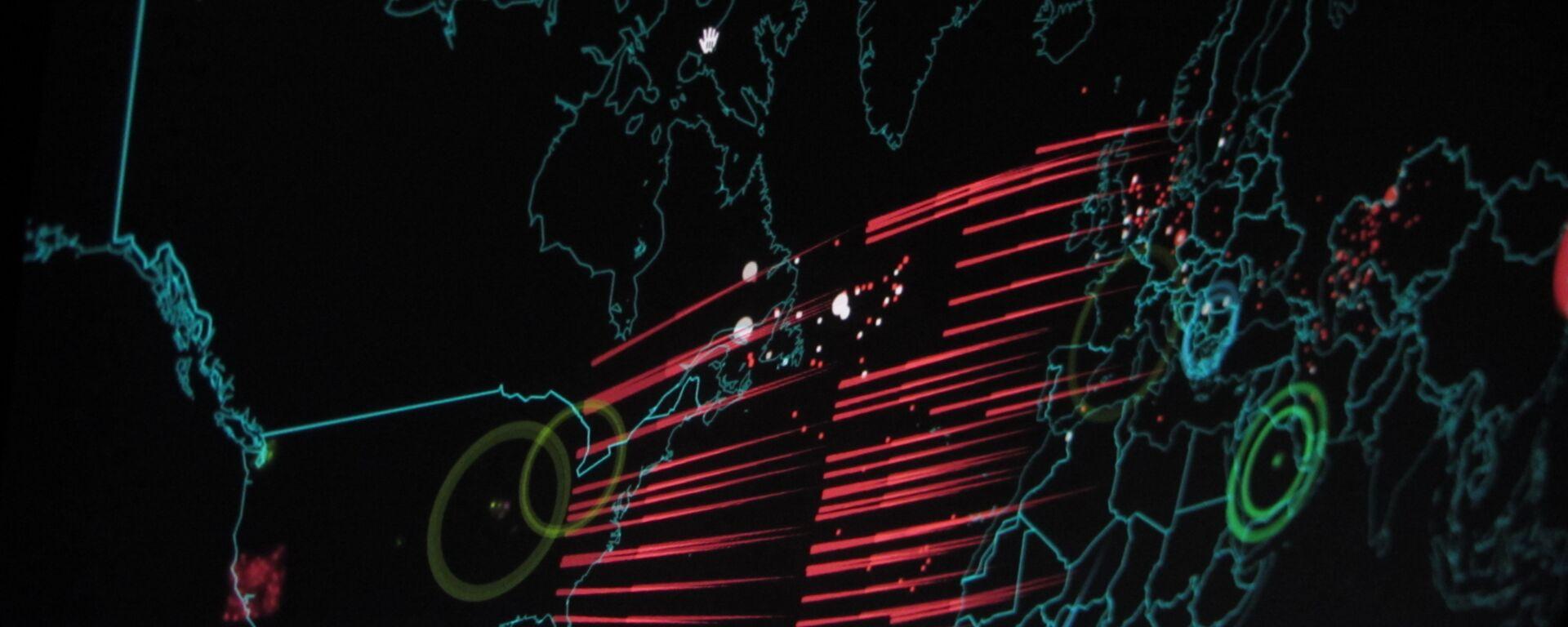 Ciberataques (imagen referencial) - Sputnik Mundo, 1920, 24.06.2021