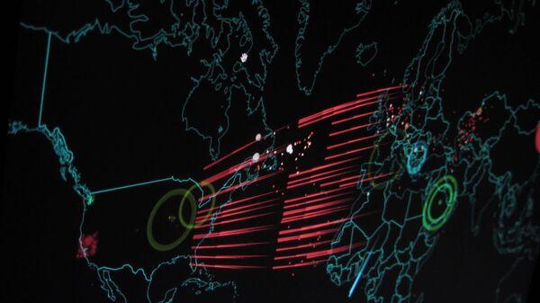 Ciberataques (imagen referencial) - Sputnik Mundo