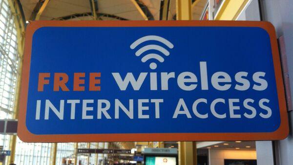 WiFi (imagen referencial) - Sputnik Mundo
