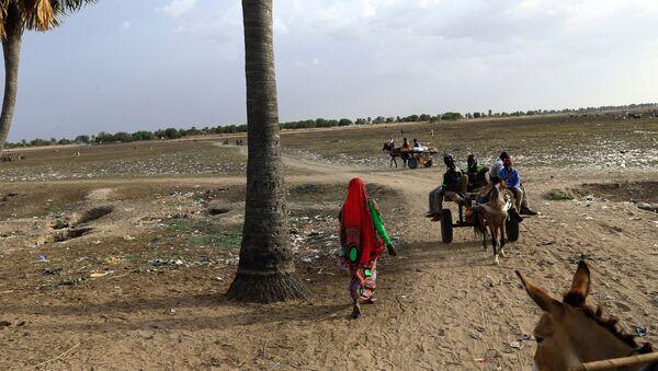 Frontera entre Sudán y la República Centroafricana - Sputnik Mundo