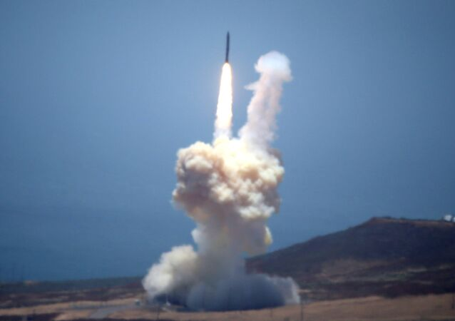 Ensayo de misil EEUU