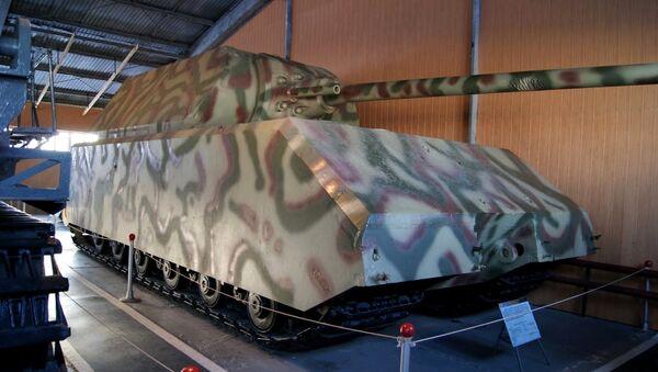 El Panzer VIII Maus - Sputnik Mundo