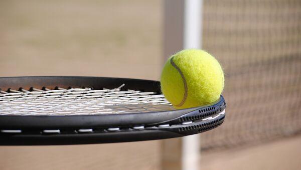 Tenis (imagen referencial) - Sputnik Mundo