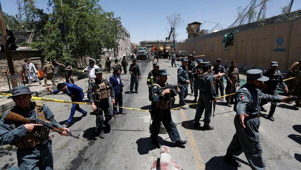 Coche bomba en Kabul - Sputnik Mundo
