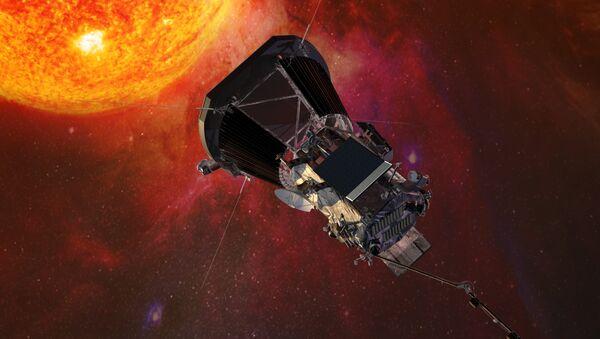 La NASA emprende el viaje hacia el Sol - Sputnik Mundo