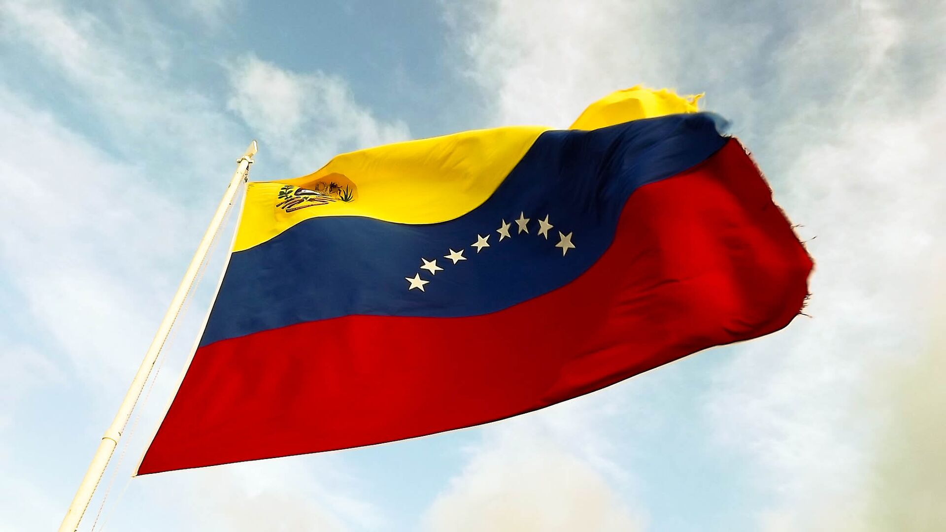Bandera de Venezuela - Sputnik Mundo, 1920, 06.10.2020