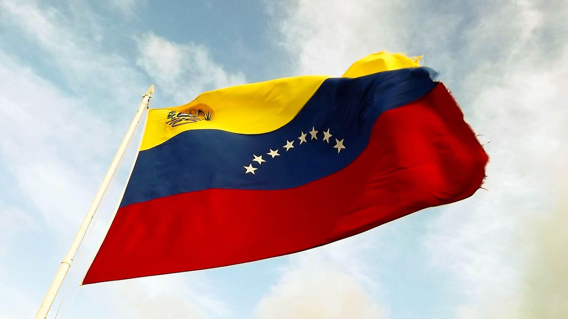 Bandera de Venezuela - Sputnik Mundo, 1920, 21.01.2021