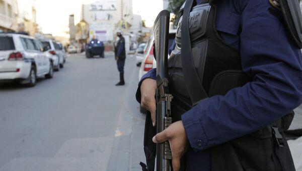 Saudi Arabia police - Sputnik Mundo