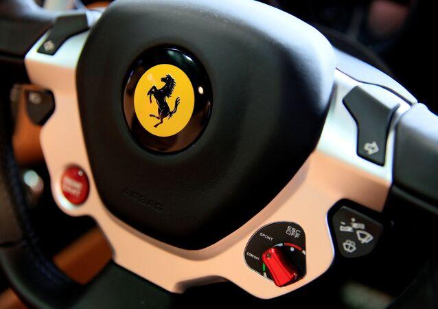 Ferrari, logo