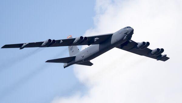El B-52 Stratofortress - Sputnik Mundo
