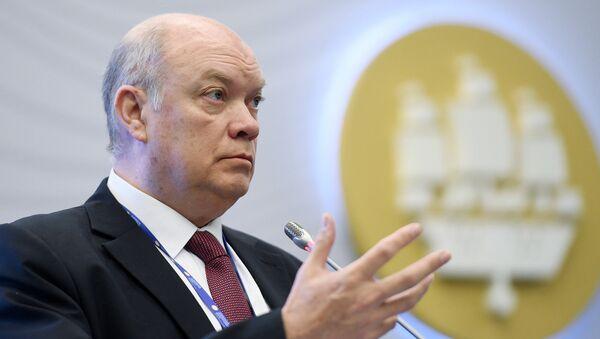 Rodrigo Malmierca, el ministro de Comercio Exterior e Inversiones Extranjeras de Cuba - Sputnik Mundo