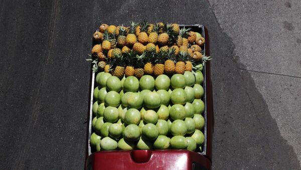 Las frutas de América Latina - Sputnik Mundo