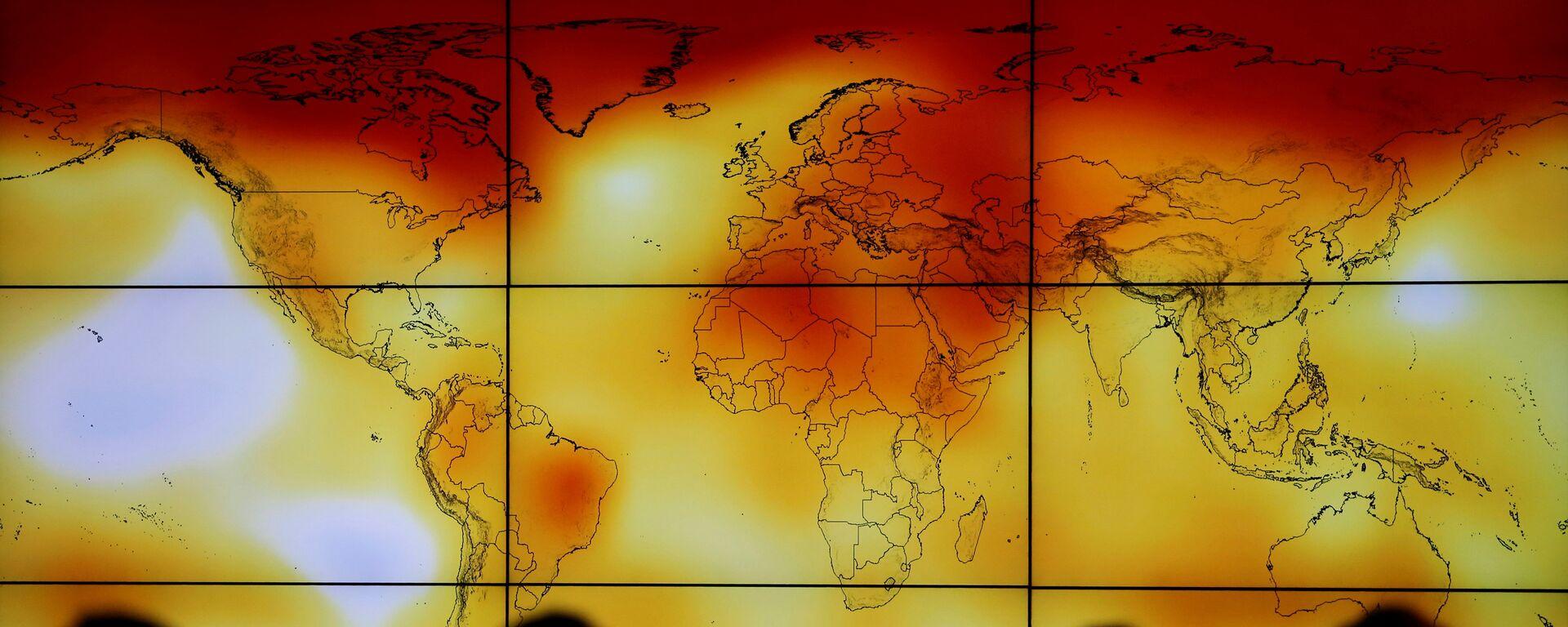 El cambio climático (imagen referencial) - Sputnik Mundo, 1920, 03.11.2020