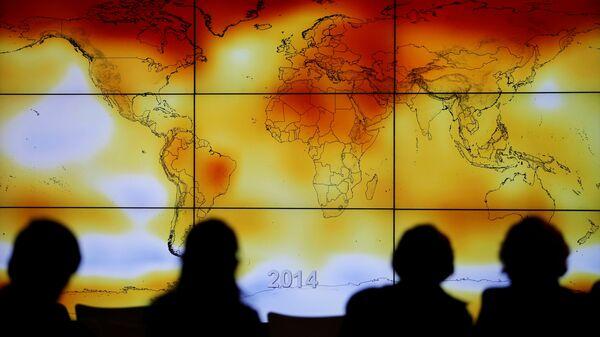 El cambio climático - Sputnik Mundo