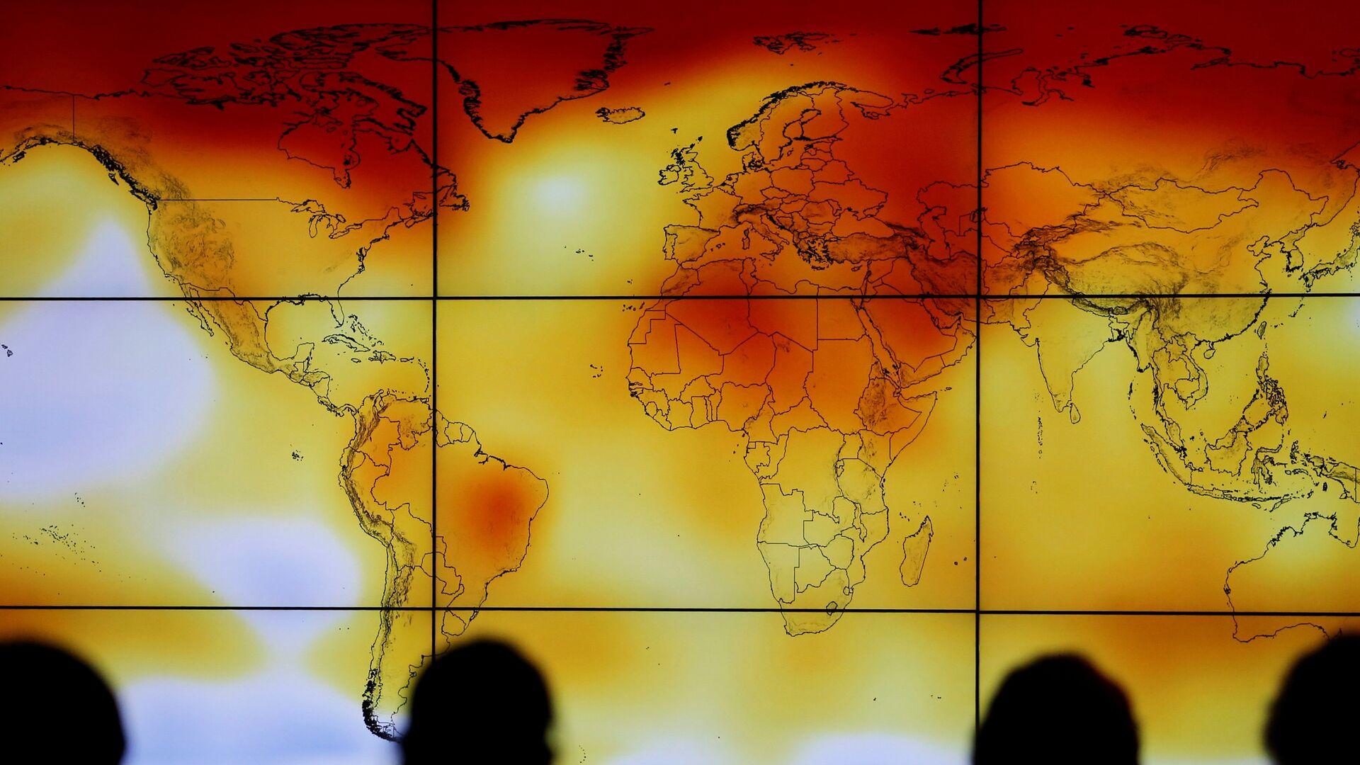 El cambio climático (imagen referencial) - Sputnik Mundo, 1920, 16.03.2021