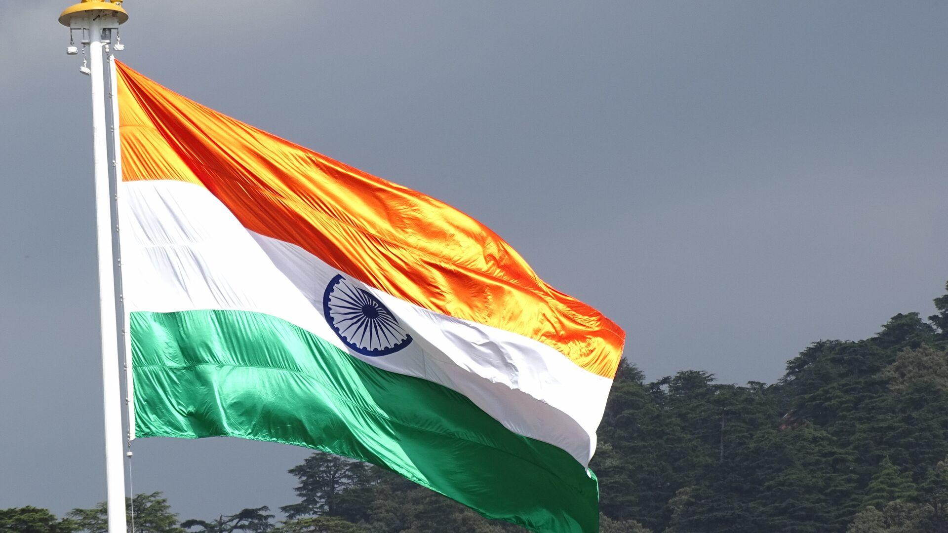Bandera de la India - Sputnik Mundo, 1920, 02.07.2021