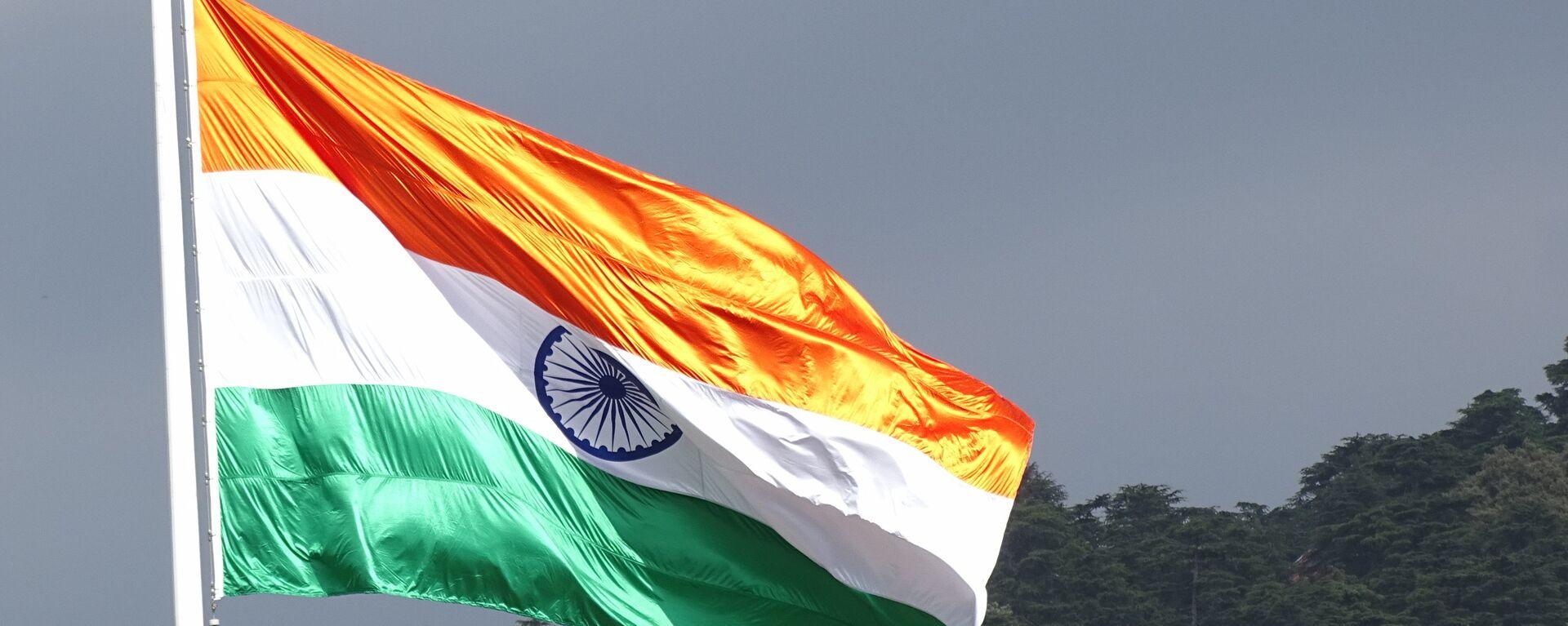 Bandera de la India - Sputnik Mundo, 1920, 10.07.2021