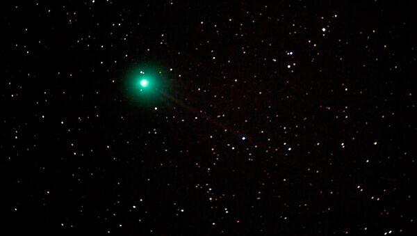 Un cometa - Sputnik Mundo