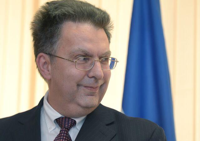 Alexandr Schetinin, director del Departamento de América Latina del Ministerio de Asuntos Exteriores ruso
