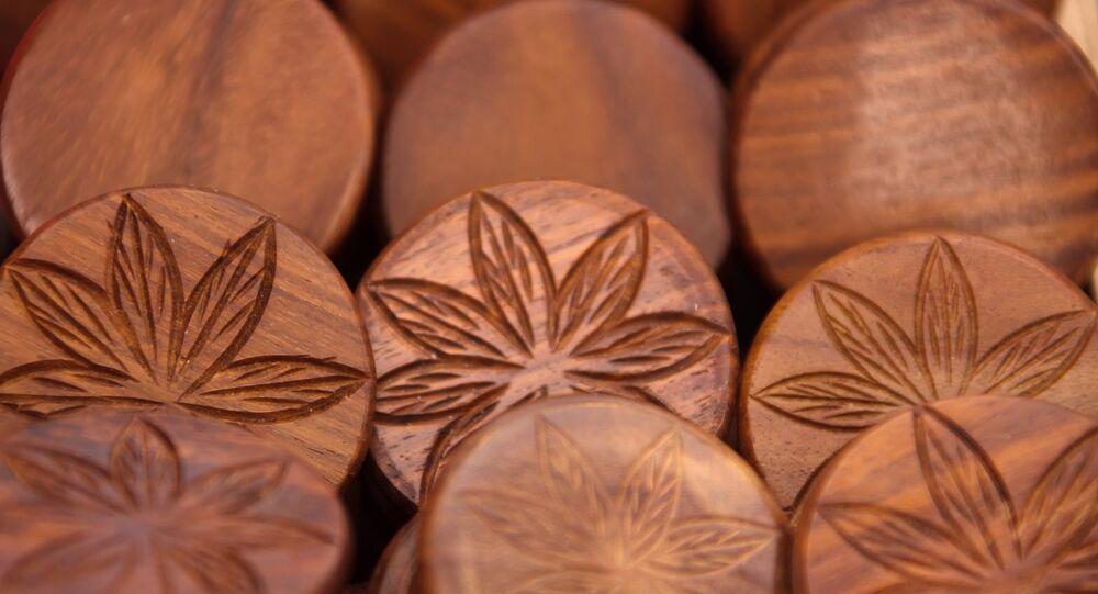 Imagen de marihuana