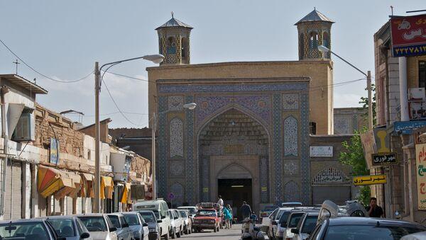 Shiraz, Irán (imagen referencial) - Sputnik Mundo