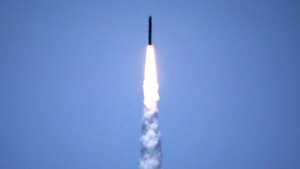 Ensayo de misil balístico intercontinental, EEUU - Sputnik Mundo
