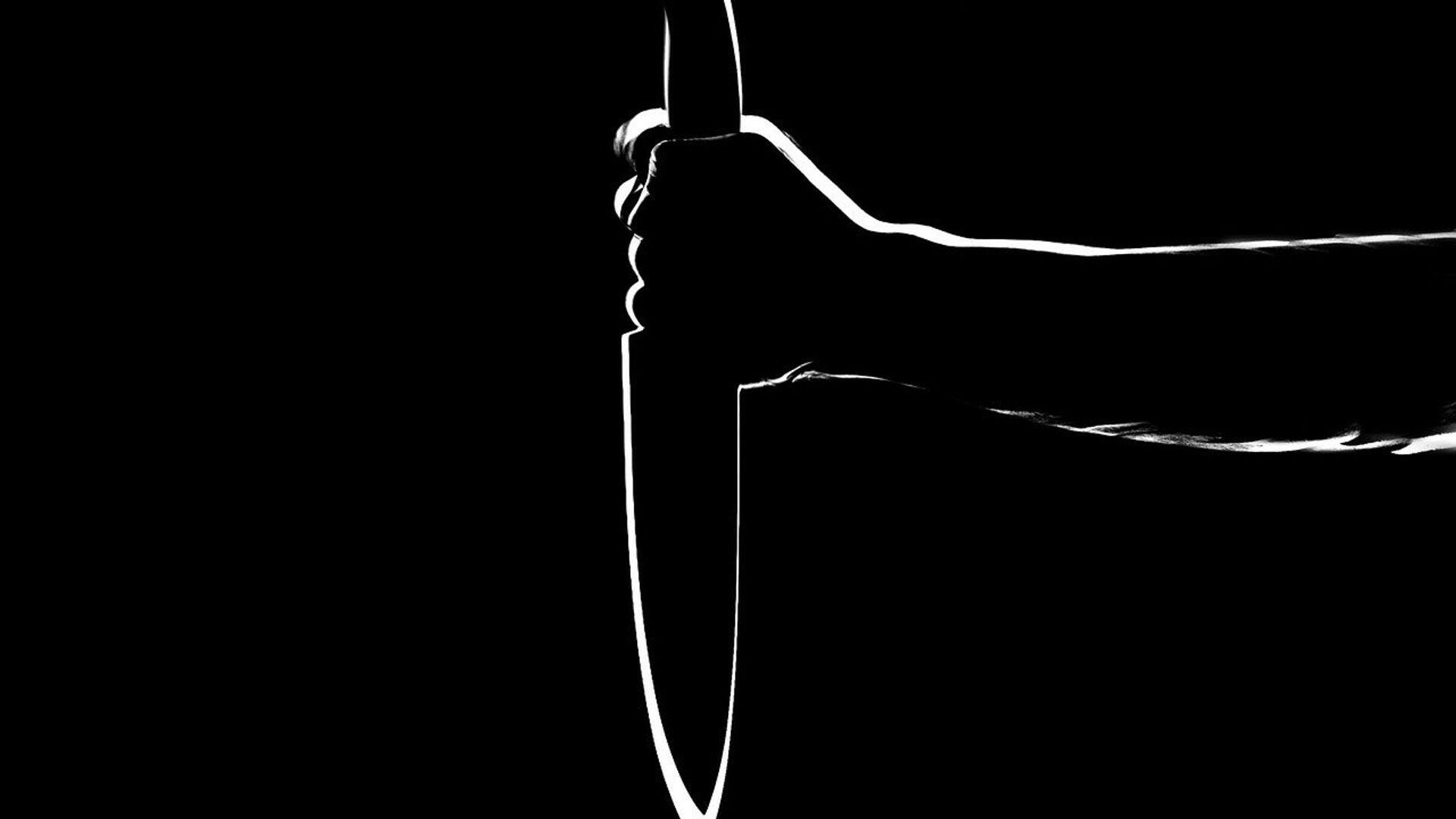 Un cuchillo (imagen referencial) - Sputnik Mundo, 1920, 08.04.2021
