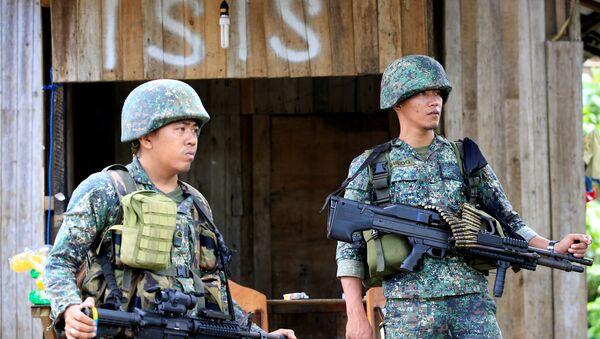 Situación en la ciudad filipina de Marawi - Sputnik Mundo
