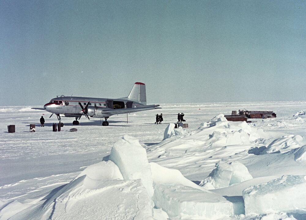 Los amos del cielo: aeronaves civiles legendarias fabricadas en la URSS