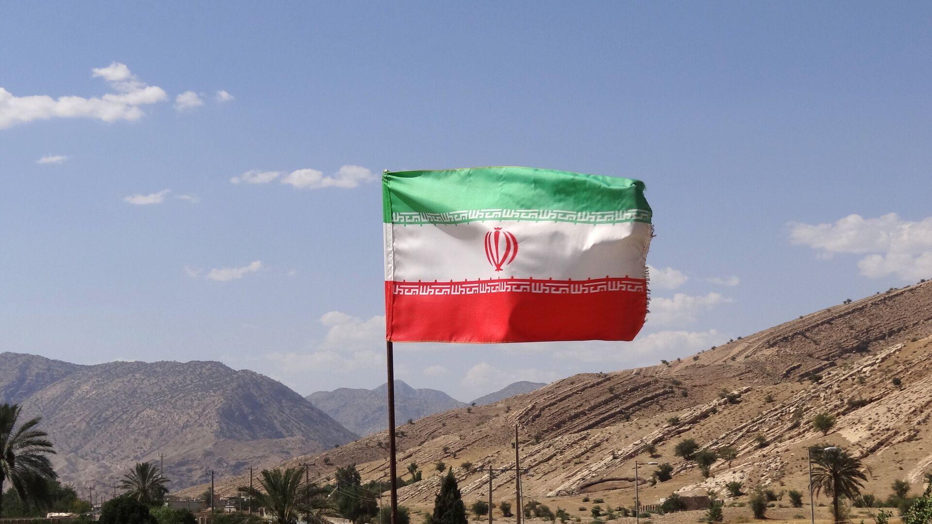 Bandera de Irán - Sputnik Mundo, 1920, 13.04.2021