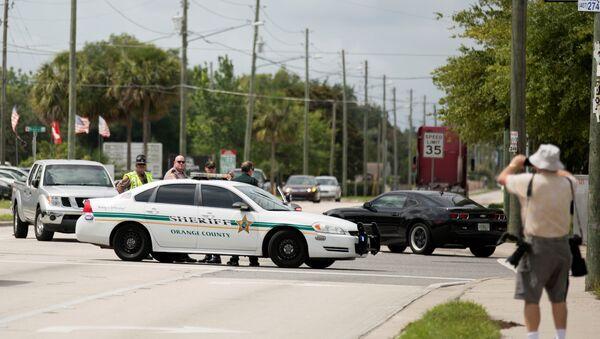 Lugar del ataque en Orlando, EEUU - Sputnik Mundo
